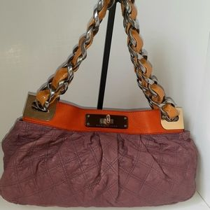 Marc Jacobs Collection Leather Mika Bag